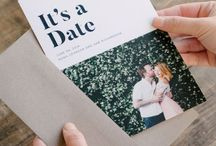 We're getting married ... so save the date / Ideas and inspiration