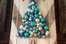 Tis the season to be rustic / Christmas ideas for 2017
