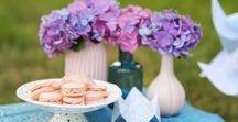 """Papírová svatba / Výročí svatby můžete oslavit i krásným romantickým focením. Pokud slavíte druhé výročí svatby, které se nazývá i """"papírová svatba"""", ideální výzdobou takového focení jsou dekorace z papíru ;-)"""