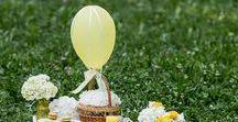 Hot air balloon wedding or picnic inspiration / See more ideas about Balloon wedding, Hot air balloons and Hot air balloon
