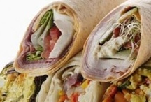 wraps, panini, tosti etc...