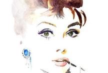 Audrey / by Lela