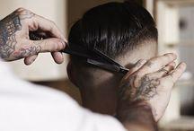 Men's Hairstyles / by Hugo Shink Julien