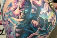 Nerdy Tattoos We Need / We love geek ink! / by Fashionably Geek