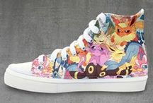 Neat & Nerdy Shoes / Put your best foot forward with these great geek shoes