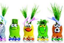 Frühlingsdekoration / spring decoration / Tolle Artikel für erste Frühlingsgefühle.