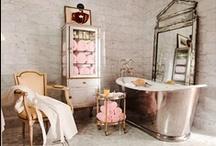 Bathrooms / Go ahead!  Splurge on your bathroom, it's worth it.