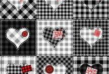 Printables - Hearts