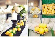Colour Me Lemon / Lemony DIY and crafts
