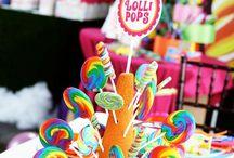 sweets / candyland / cake