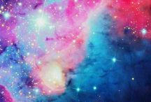 nebula / galaxy / aurora / all the cosmic beauty from outer space