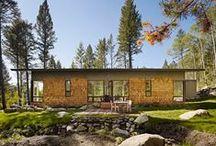 B&B cabin ideas