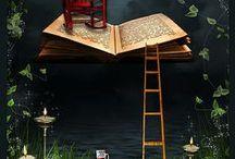 Libros / Imágenes relacionadas con libros y lectura