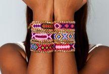bracelet brésilien/hipanema