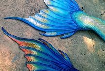 living the mermaid and merman life