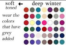Color Me! :: Deep Winter Soft