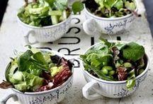 Salaterezepte von Bloggern