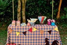 Festa // Crianças / Ideias de decoração para festas infantis