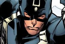 Black Bolt / Uncanny Inhumans, Celestial Redeemer, the Midnight King
