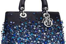 Heavenly handbags / The bag maketh me happy.
