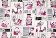Printables - Shoes & Handbags