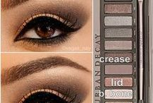 Makeup -  Naked 2 palette