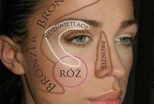 Makeup - Contorno - Contouring Makeup