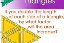Middle School Math and Physical Science / Mostly geometry for middle school students