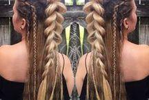 Referência // Cabelos / Penteados para diversas ocasiões