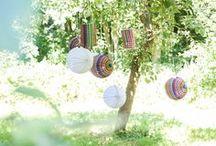 Summer garden party / Ben jij al klaar voor een zomers tuinfeest? Vind hier je inspiratie. / Are you ready for a summer garden party? Find your inspiration here.