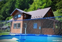 Bieszczadzki Klin / Zdjęcia przedstawiające nasz domek oraz najbliższą okolicę. Zachęcamy do zapoznania się z naszą ofertą - www.bklin.pl