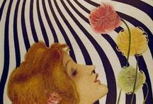 Art Nouveau Postcards / by For The Love Of Postcards