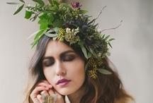 Inspiration  | Flowers in the hair
