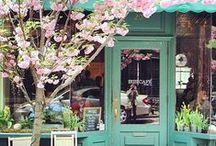 Oooo La La.....Shops.... Cafes..... / Fabulously cool shops, cafes, restaurants...