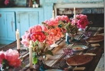 Dining To Die For / Eating in beautiful spaces