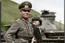 "RIP Erwin Rommel (""Wüstenfuchs"" - ""Desert Fox"") / The greatest man of World War II. ""Be an example to your men, in your duty and in private life. Never spare yourself, and let the troops see that you don't in your endurance of fatigue and privation. Always be tactful and well-mannered and teach your subordinates to do the same. Avoid excessive sharpness or harshness of voice, which usually indicates the man who has shortcomings of his own to hide."" – Field Marshall Erwin Rommel-"