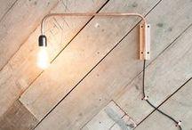 Lamps / Ideas para hacer lamparas con materiales sencillos y lamparas que todos querremos comprar