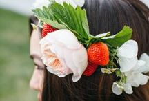 Amanda's New Obsession Flower Head Wreathes/ Crowns