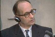 The Trial And Death Of Adolf Eichmann / by Maarit-Johanna