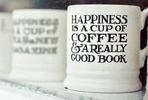 For the love of coffee / Spreading the love - quotes, images, we love coffee!