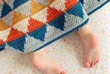 Crochet / Ideas para crear en ganchillo y patrones