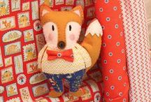 """What Would the Fox Say? / Projects and inspiration from Dena Designs Fox Playground Collection"
