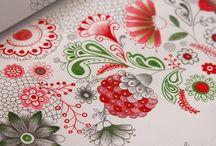 Inspiration pattern II / Nice Pattern  / by streetform