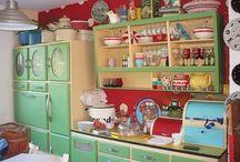 Interior design / Inspiration for my kitchen make over !