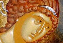 Orthodox Icons / ΤΑ ΑΓΙΑ ΘΕΟΦΑΝΙΑ / by bill b
