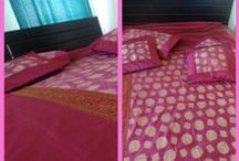 Bed Linen / Exquisite bed linen to add some more charm to your home decor.