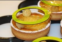 Tarte Bourdaloue / The classic French dessert made with pears