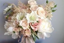 Blush and Ivory Wedding Inspiration / A blush and ivory color palate to provide inspiration for your dream wedding.