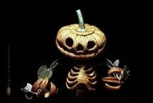 Halloween figures 2 / by Katherine Earley