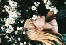[Flowers in your hair]
